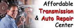 Affordable Transmission & Auto Repair Center