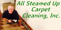 All Steamed Up Carpet Cleaning, Inc.