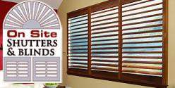 On Site Shutters & Blinds