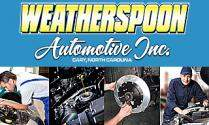 Weatherspoon Automotive, Inc.