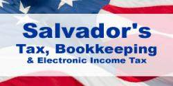 Salvador's Tax, Bookkeeping & Electronic Income Tax