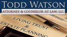 Todd Watson Attorney & Counselor at Law, LLC
