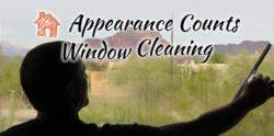 Appearance Counts Window Cleaning
