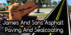 James And Sons Asphalt Paving And Sealcoating
