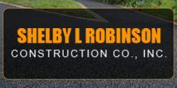 Shelby L Robinson Construction Co., Inc.