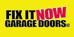 Fix It Now Garage Doors LLC.