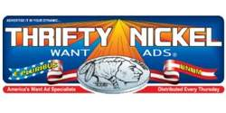 Thrifty Nickel - American Classifieds
