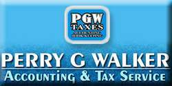 Perry G. Walker Accounting & Tax Service