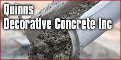 Quinns Decorative Concrete Inc.