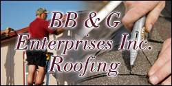 BB & G Enterprises Inc. Roofing