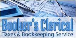 Booker's Clerical Taxes & Bookkeeping Service