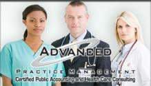 Advanced Practice Management