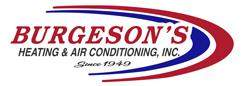 Burgeson's Heating & Air Conditioning, Inc.