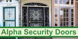 Alpha Security Door