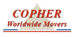 Copher Movers & Storage, Inc.