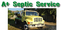 A+ Septic Service