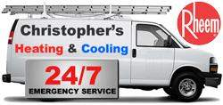 Christopher's Heating & Cooling LLC