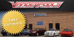 Vanderpool's Auto Refinishing, LLC