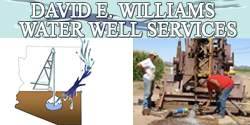 David E. Williams Water Well Services