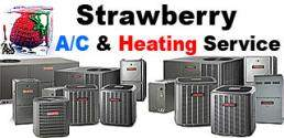 Strawberry A/C & Heating Service