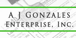 A J Gonzales Enterprise, Inc.