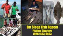 Eat Sleep Fish Repeat Fishing Charters