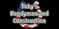 Toby's Handyman and Construction